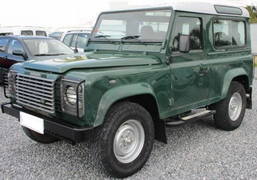 2004 Land Rover Defender TD5 SWB station wagon off road 4x4 sport utility vehicle for sale in Spain Costa del Sol Marbella Mijas Costa Malaga