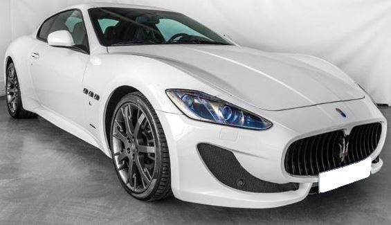 2015 Maserati GranTurismo Sport coupe sports car for sale in Spain Costa del Sol Marbella Mijas Costa Malaga
