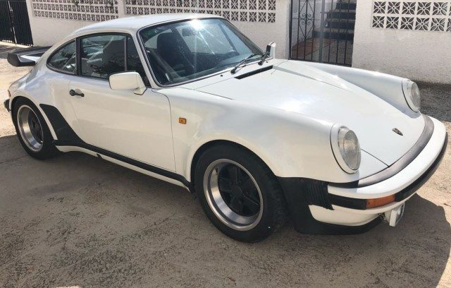 1979 Porsche 911 SC 3.0 coupe classic sports car for sale in Spain Costa del Sol Marbella Mijas Costa Malaga