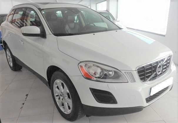 2011 Volvo XC60 Summum AWD diesel automatic 4x4 SUV for sale in Spain Costa del Sol Marbella Mijas Costa Malaga