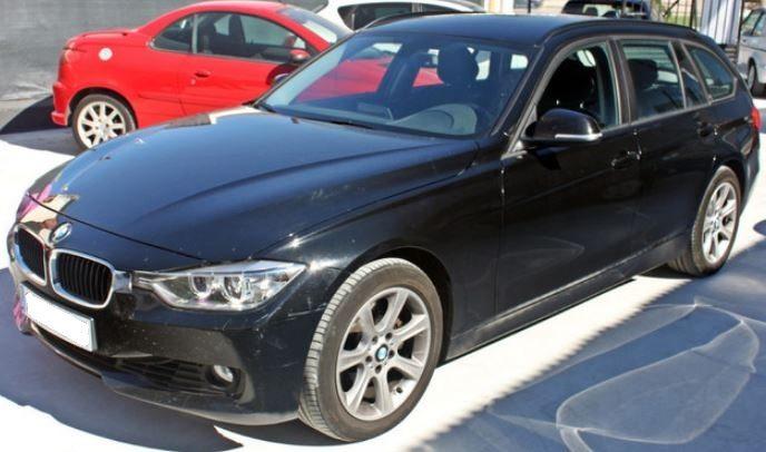 2014 BMW 325d Touring diesel automatic 5 door estate car for sale in Spain Costa del Sol Marbella Mijas Costa Malaga