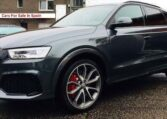 2015 Audi RS Q3 2.5 TFSi Quattro S-Tronic automatic 4x4 SUV for sale in Spain Costa del Sol Marbella Mijas Costa Malaga