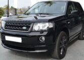 2015 Land Rover Freelander 2.0 petrol automatic luxury edition 4x4 suv for sale in Spain Costa del Sol Marbella Mijas Costa Malaga