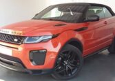2017 Land Rover Range Rover Evoque Cabriolet 2.0 TD4 HSE Dynamic automatic convertible 4x4 SUV for sale in Spain Costa del Sol Marbella Mijas Costa Malaga
