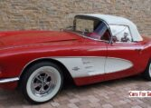 1961 Chevrolet Corvette 1 V8 convertible classic sports car for sale in Spain Costa del Sol Marbella Mijas Costa Malaga