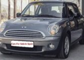 2010 Mini Cooper automatic 3 door hatchback car for sale in Spain Costa del Sol Marbella Mijas Costa Malaga