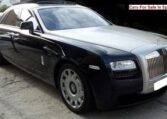 2014 Rolls-Royce Ghost 6.6 V12 automatic luxury saloon car for sale in Spain Costa del Sol Marbella Mijas Costa Malaga