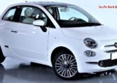 2017 Fiat 500 1.2 Lounge automatic 3 door hatchback car for sale in Spain Costa del Sol Marbella Mijas Costa Malaga