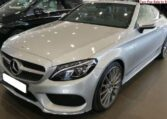 2017 Mercedes-Benz C220d cabriolet diesel automatic convertible car for sale in spain costa del sol marbella mijas costa malaga