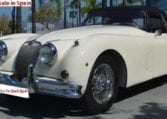 1958 Jaguar XK150 convertible classic car for sale in Spain Costa del Sol Marbella Mijas Costa Malaga