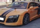 2008 Audi R8 4.2 FSi Quattro R Tronic coupe sports car for sale in Spain Costa del Sol Marbella Mijas Costa Malaga