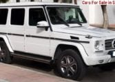 2014 Mercedes Benz G350 BlueTec automaticLWB 4x4 SUV for sale in Spain Costa del Sol Marbella Mijas Costa Malaga