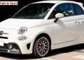 2016 Abarth 595 1.4 T-Jet 3 door hatchback car for sale in Spain Costa del Sol Marbella Mijas Costa Malaga