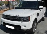 2012 Land Rover Range Rover Sport 3.0 SDV6 HSE automatic 4x4 SUV for sale in Spain Costa del Sol Marbella Mijas Costa Malaga