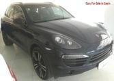 2012 Porsche Cayenne 3.6 tiptronic automatic 4x4 suv for sale in Spain Costa del Sol Marbella Mijas Costa Malaga