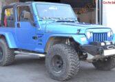 2001 Jeep Wrangler Sport 4.0 petrol manual soft top 4x4 for sale in Spain Costa del Sol Marbella Mijas Costa Malaga