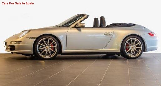 2007 Porsche 911 997 Carrera 4S Cabriolet convertible sports - Cars for sale in Spain