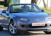 2008 Mazda MX-5 Roadster 1.8 16v Essence convertible sports car for sale in Spain Costa del Sol Marbella Mijas Costa Malaga