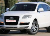 2009 Audi Q7 Quattro 3.0 V6 TDi tiptronic automatic 4x4 suv for sale in Spain Costa del Sol Marbella Mijas Costa Malaga