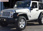 2013 Jeep Wrangler 3.8 petrol automatic convertible 4x4 SUV for sale in Spain Costa del Sol Marbella Mijas Costa Malaga