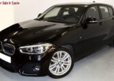 2016 BMW 116d M Sport F20 5 door hatchback car for sale in Spain Costa del Sol Marbella Mijas Costa Malaga