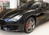 2018 Maserati Quattroporte S Q4 automatic 4 door saloon car for sale in Spain Costa del Sol Marbella Mijas Costa Malaga