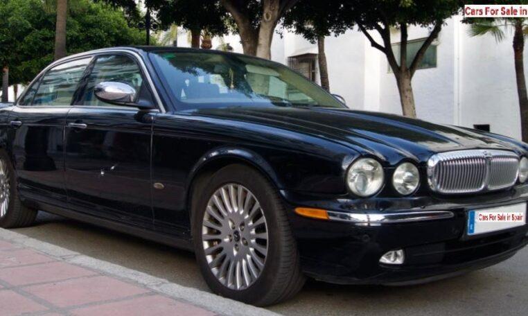 2006 Daimleer Super Eight luxury saloon car for sale in Spain Costa del Sol Marbella Mijas Costa Malaga