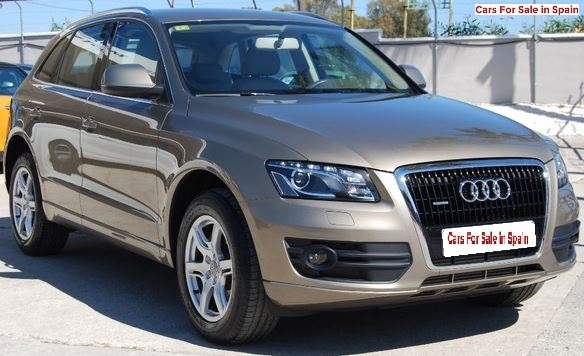 2010 Audi Q5 3.0 TDi Quattro S Tronic 4x4 suv for sale in Spain Costa del Sol Marbella Mijas Costa Malaga