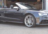 2012 Audi S5 Cabriolet 3.0 V6 Turbo Quattro S Tronic convertible sports car for sale in Spain Costa del Sol Marbella Mijas Costa Malaga