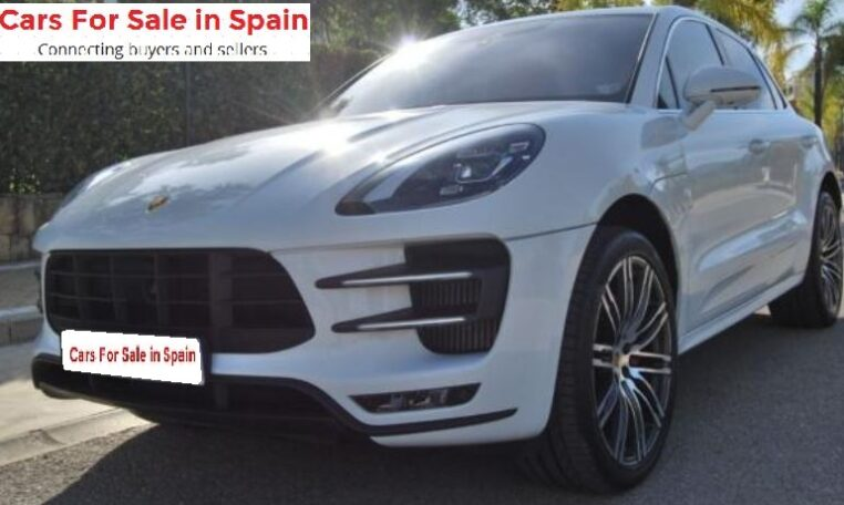 2017 Porsche Macan Turbo 3.6 automatic 4x4 SUV for sale in Spain Costa del Sol Marbella Mijas Costa Malaga